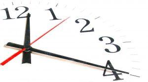 Modification des horaires en janvier 2017